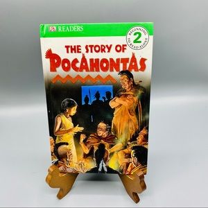 The Story of Pocahontas by Caryn Jenner Book